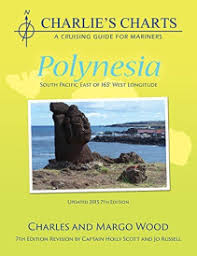 Charlies Charts Of Polynesia 7th Edition