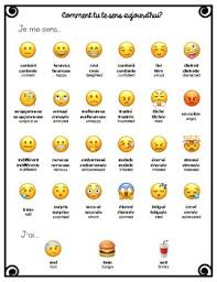 Lego Feelings Chart Emotion Charts Worksheets Teaching Resources Tpt