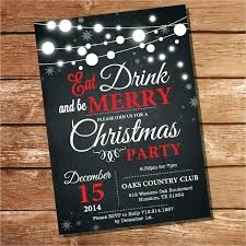 Free Holiday Party Templates Christmas Party Invitation Free Templates Guluca