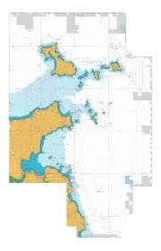 Great Mercury Island Ahuahu To Otara Bay Nu Marine Chart