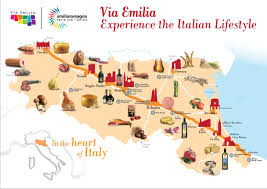 Image result for fun maps of emilia romagna