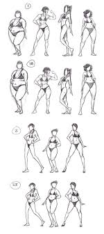 Huge Collection Of Female Reference Drawing Download More Than 40