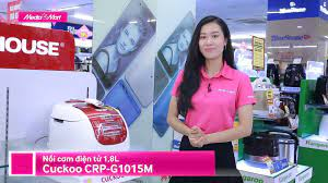 MediaMart - Top 5 nồi cơm điện tử bán chạy nhất tại MediaMart