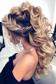 wedding hairstyles for short hair half up half down beautiful super formal hairstyles for long hair