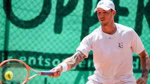 Grand Slam Wimbledon: Dennis Novaks Auftakt erst am Dienstag - Sport-Mix -  Wimbledon