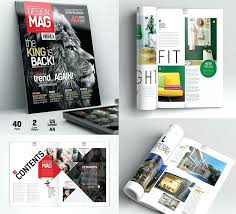 Magazines Layouts Ideas Indesign Template Ideas Magazine Page Layout Responsive Web