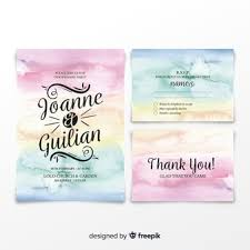 Format Invitation Card Invitation Card Vectors Photos And Psd Files Free Download