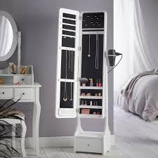 17 stories klint jewellery armoire with