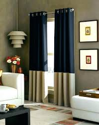 stirring navy and tan curtains blue and tan curtains blue curtains for living room blue and