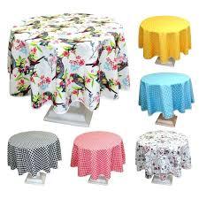 white round fabric tablecloth round white tablecloths white whole polyester round