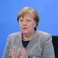 Coronavirus in Germany: Angela Merkel ...