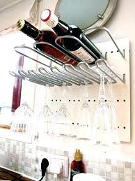 wine glass holder ikea under cabinet wine glass rack wine glass holder wine glass storage rack