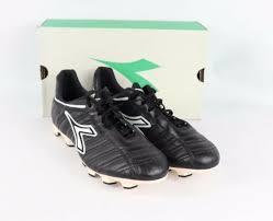 new vintage diadora mens 11 5 leggera rtx kangaroo leather soccer cleats shoes