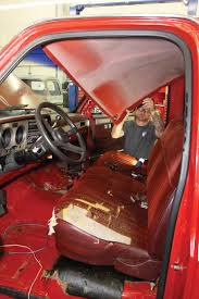Revamping a 1985 C10 Silverado Interior with LMC Truck - Hot Rod ...