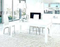 White Modern Dining Set Modern Furniture Dining Sets Fabulous Ultra