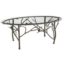 Iron And Stone Coffee Table Marble Stone Top Coffee And End Tables T2 Thippo