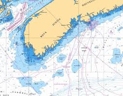 Water Charts App Yarmouth To A Halifax Marine Chart Ca4012_1 Nautical