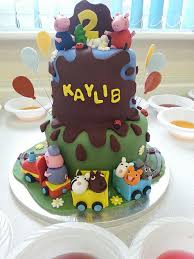 28 Of The Best Peppa Pig Birthday Cakes Made By Our Fans Picniq Blog