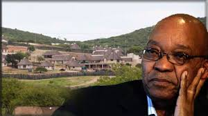 Image result for President Jacob Zuma's Nkandla residence