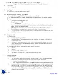 Financial Statement Footnotes Examples Income For Non Profit