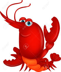 Cute Lobster Cartoon Royalty Free ...