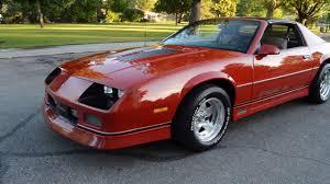 1985 Chevrolet Camaro IROC-Z Coupe - Ross's Valley Auto Sales ...