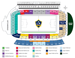 Stubhub Football Seating Chart Stubhub Center Buy Tickets Tickets For Sport Events