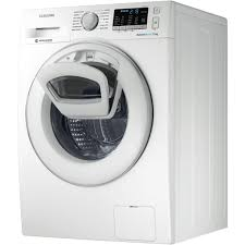 Compact Front Load Washers Samsung Ww75k5210ww 75kg Front Load Washer At The Good Guys