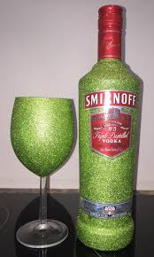 our smirnoff vodka gift set includes one glittered bottle of smirnoff vodka one glitter gl or two shot gles and free gift wrap