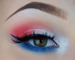 not sure if you noticed but whenever i do colorful makeup look i always use 35b palette from morphe because this palette is so have so many great