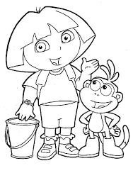 Nick Jr Coloring Pages Online Nick Jr Color Pages Nick Jr Coloring