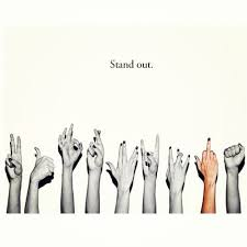 Standout Shared By ChristinaMant On We Heart It Interesting Stand Out Quotes
