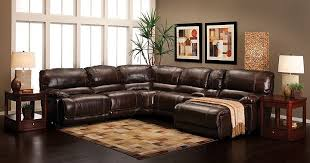 furniture row couches. genius! the cloud reclining sectional has endless options with modular leather sections in walnut, black, or saddle. #livingroom | living pinterest furniture row couches