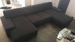 Couch Wohnlandschaft Mit Gebrauchsspuren