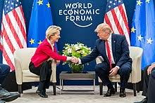 She is the first woman to serve in the role, which is responsible. Ursula Von Der Leyen Wikipedia