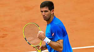 TENNIS Federico Delbonis accesses the eighth of the Gstaad Tournament