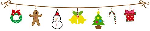 「フリー素材 クリスマス」の画像検索結果