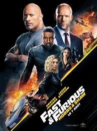 Critique du film Fast & Furious : Hobbs & Shaw - AlloCiné