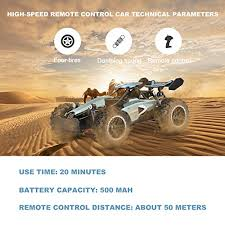 KINGBOT 2.4 Ghz <b>1 18</b> Scale 2WD Remote Control Car Toys 14 Km ...