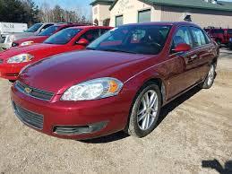 2008 chevrolet impala ltz 4dr sedan farwell mi