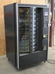 Rowe Vending Machine Fascinating Rowe Model 48 Refrigerated FoodSn LE Vending Machines 48 KBID