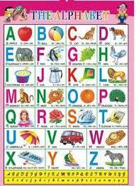 Free Online Books English Alphabet Red Online Alphabet