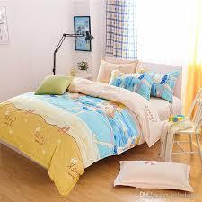 cool bed sheets for summer. Modren Summer Summer Beach Girl Bedding Set Cool Comforter Duvet Cover Bed Sheet Sets  Single Double Queen  Intended Sheets For