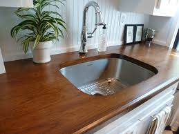 Kitchen Counter And Backsplash Ideas Impressive The Best Backsplashes To Pair With Wood Counters