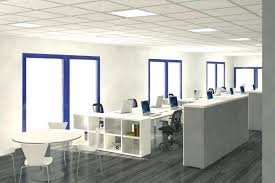 open layout office. Awesome Comfortable Quiet Beautiful Room Office Design Space Ideas Open Modern New Decor Home Layout