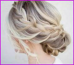 Coiffure Pour Mariage Sur Cheveux Mi Long 111725 Coiffure