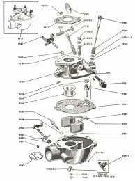 long tractor engine parts diagrams wiring library carburetor and related parts diagram for ford 8n tractors 1947 1952