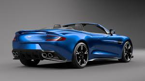 This is the 595bhp Aston Vanquish S Volante | Top Gear