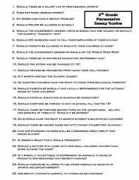 Photo Essay Ideas Ideas Collection Persuasive Essay Examples 8th Grade Steps In