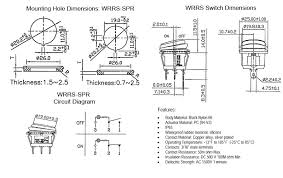 wiring diagram for 3 prong toggle switch wirdig toggle switch wiring diagram 12v led rocker switch